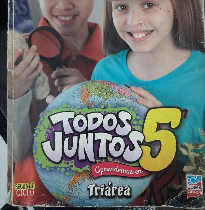Manual Libro Todos Juntos 5