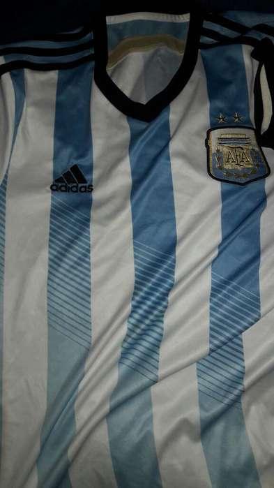 Camiseta Argentina Mundial 2016