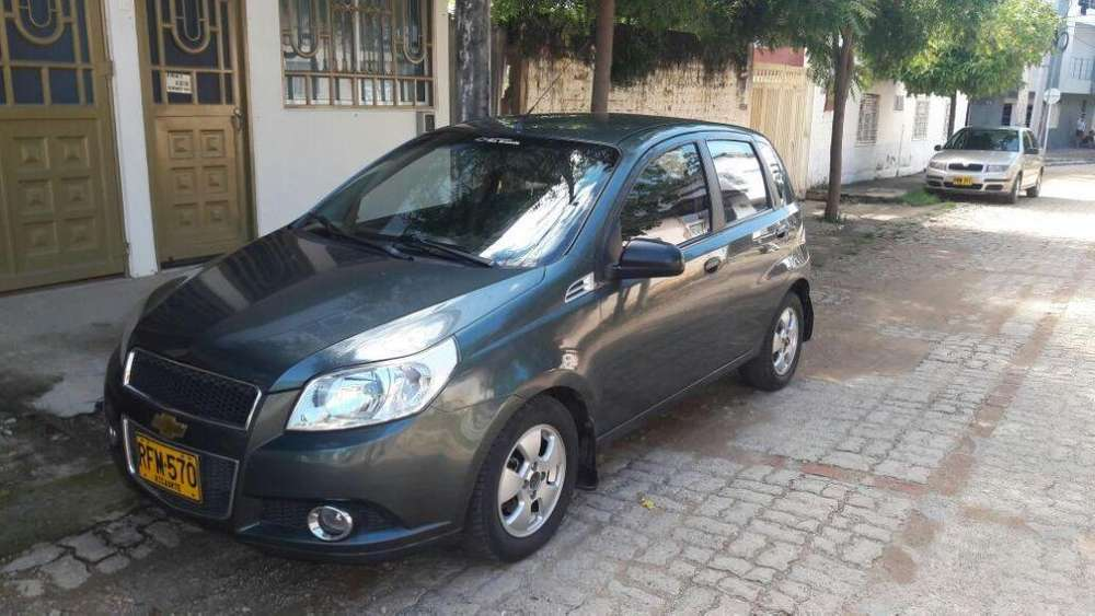 Chevrolet Aveo Emotion 2010 - 126000 km