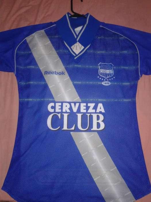 Camiseta Emelec 2001
