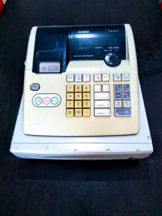 Caja Registradora CASIO SERIE 300 , Casio PCR - 275