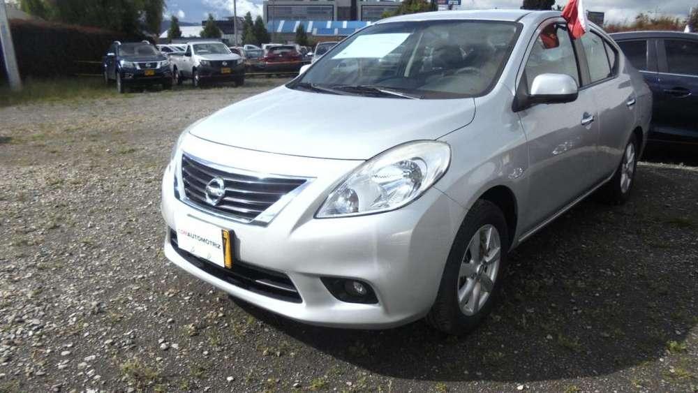 Nissan Versa 2014 - 101600 km
