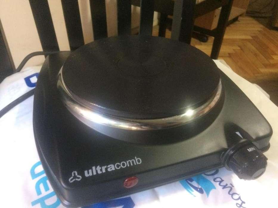 Combo Anafe UltracombGarrafaCalefon eléctrico
