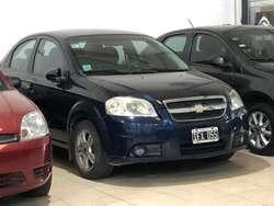 Chevrolet AVEO LT 2009  Vendo TRANSFERENCIA incluida