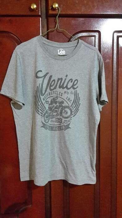 Oferta Camisa Marca Lee Usa.