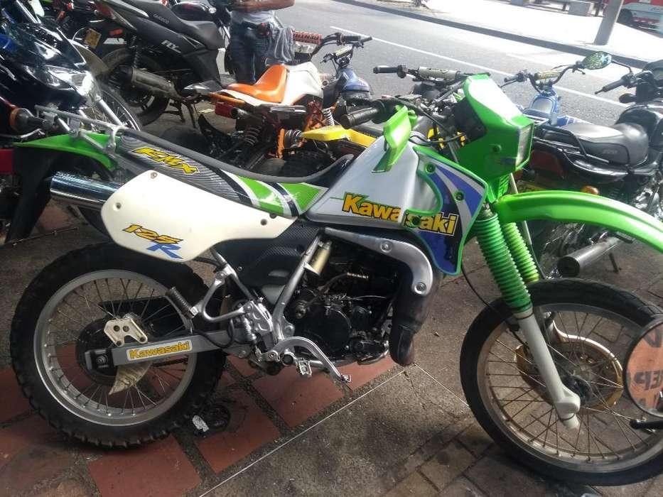 <strong>kawasaki</strong> Kmx 125 Modelo 2004 No Soat