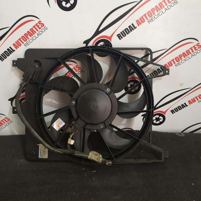 Electro Ventilador Renault Kangoo 3657.5 Oblea:02590792