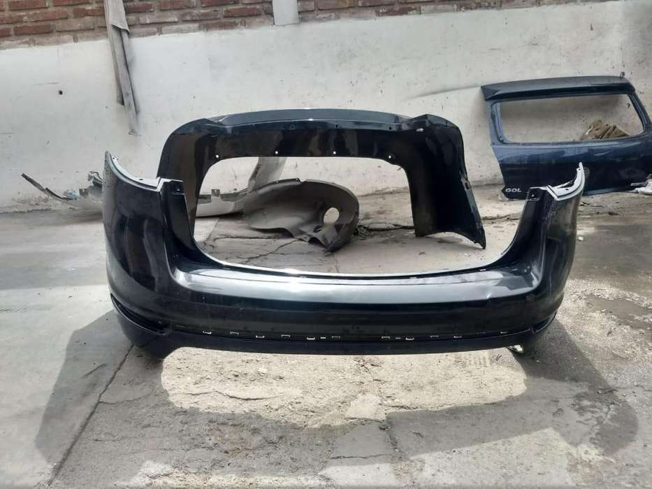 PARAGOLPE TRASERO FORD FOCUS