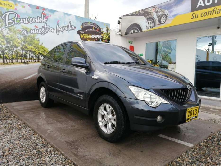 Ssangyong Actyon 2013 - 58900 km