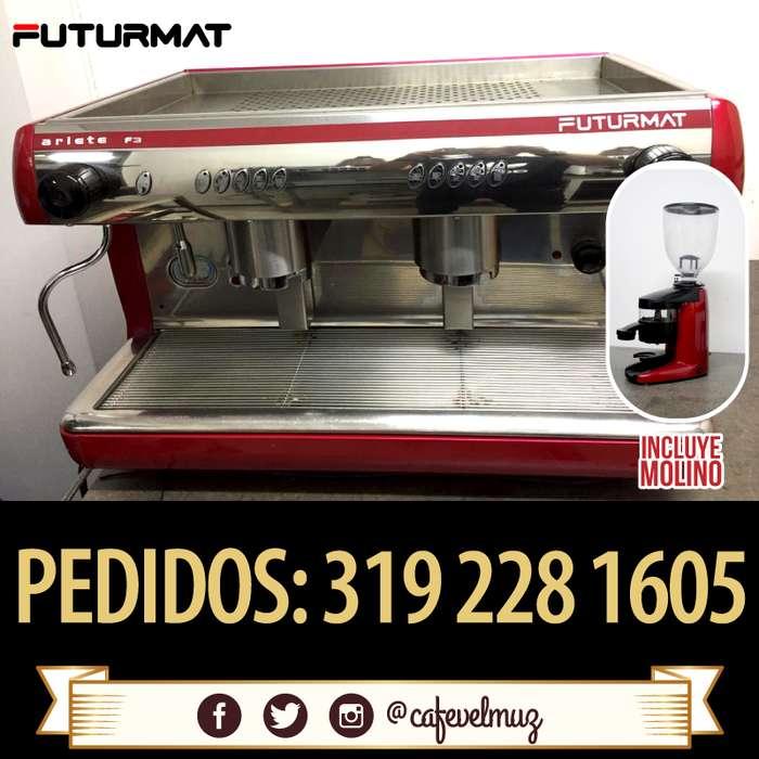 Maquina para Café expresso FUTURMAT