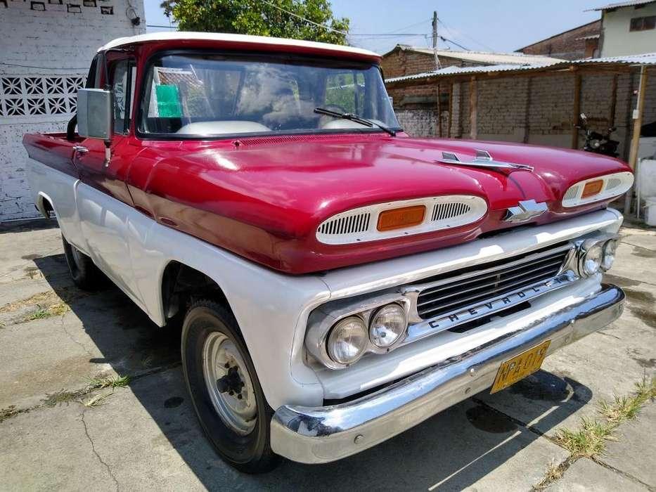 Chevrolet Apache 1960 - 185 km