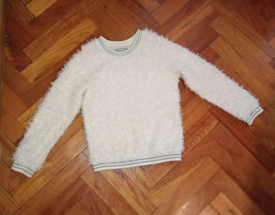 Pullover piel de mono talle 8 nena marca Mimo