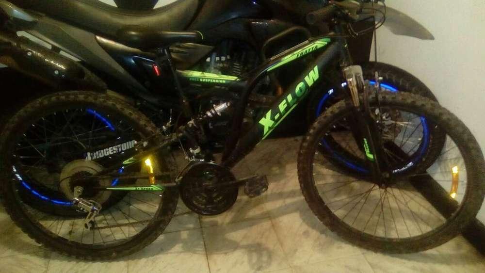Vendo Bicicleta X-flow