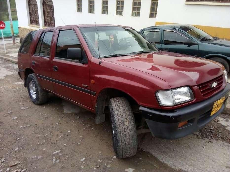 Chevrolet Rodeo 1998 - 3350 km
