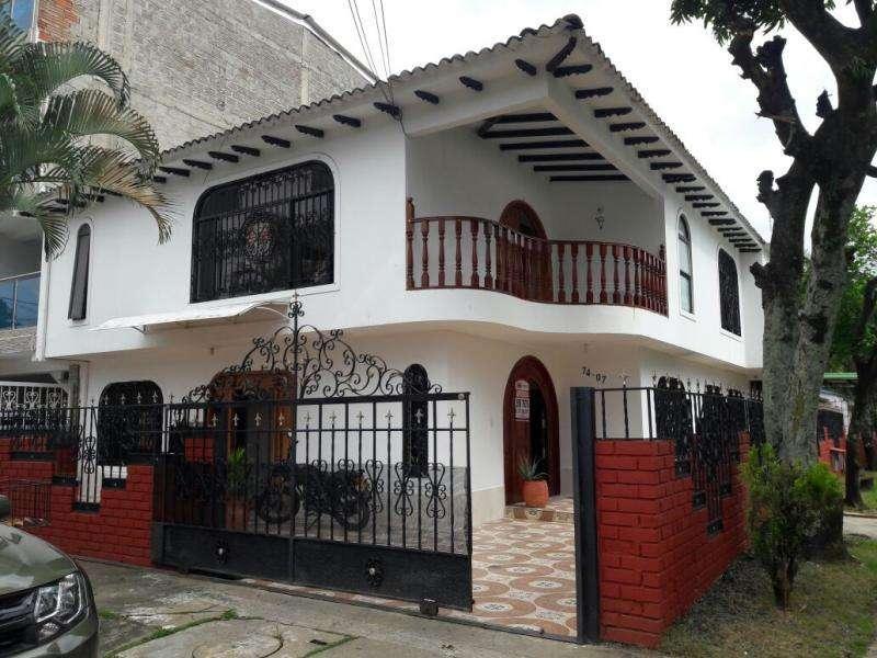 <strong>casa</strong> En Arriendo En Cali Capri Cod. ABMTB2499