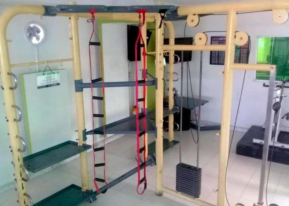 Jaula Multi Funcional para entrenamiento