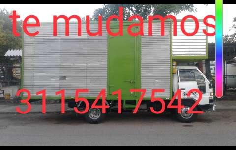 MUDANZAS TE MUDAMOS 3115417542