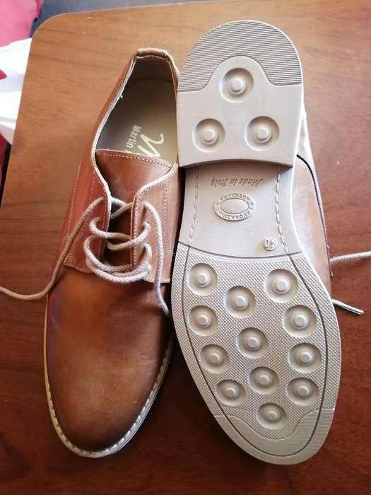 Zapatos Italianos de Cuero