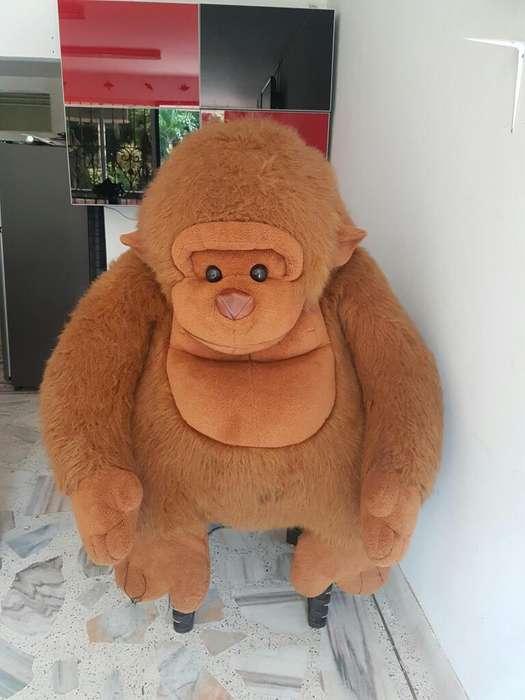 Gorilla Peluche Gigante
