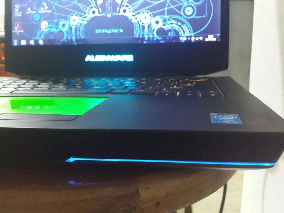 Portatil Alienware 14 Negociable