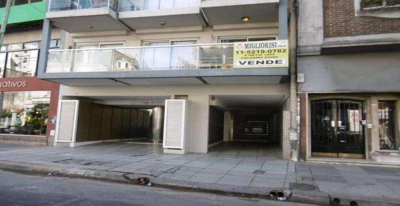 Departamento de 1 ambiente en Venta en Palermo