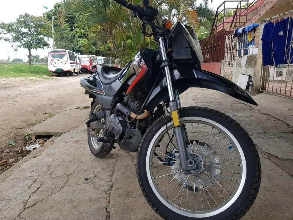 Moto Keeway Tx 200 Modelo 2014