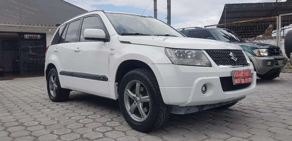 Suzuki Grand Vitara SZ 2012 - 136000 km