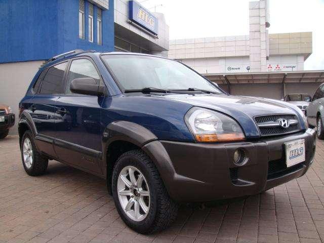Hyundai Tucson 2006 - 155000 km