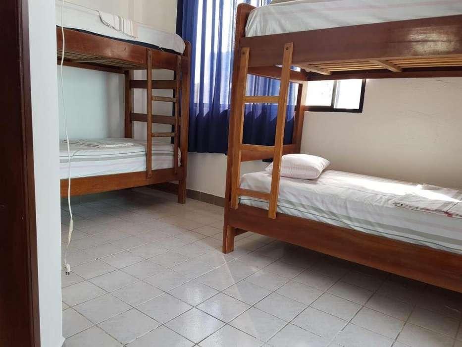 La Mariscal, vendo Propiedad con 1100 m2 de construcción, 21 habitaciones....