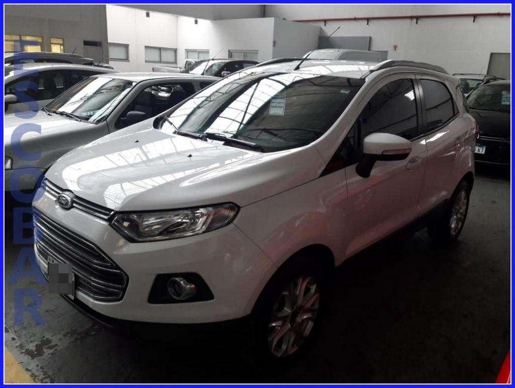 Ford Ecosport 2.0l titanium at