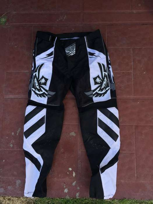 Pantalon Fly Talle 34 Cross