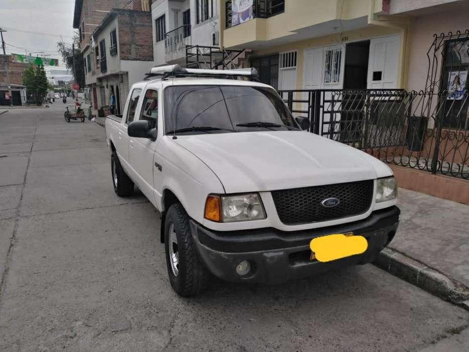 Ford Ranger 2002 - 200000 km