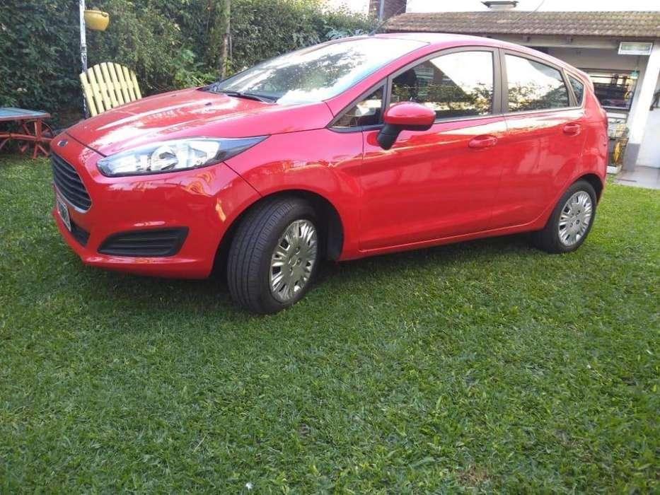Ford Fiesta Kinetic 2015 - 34200 km