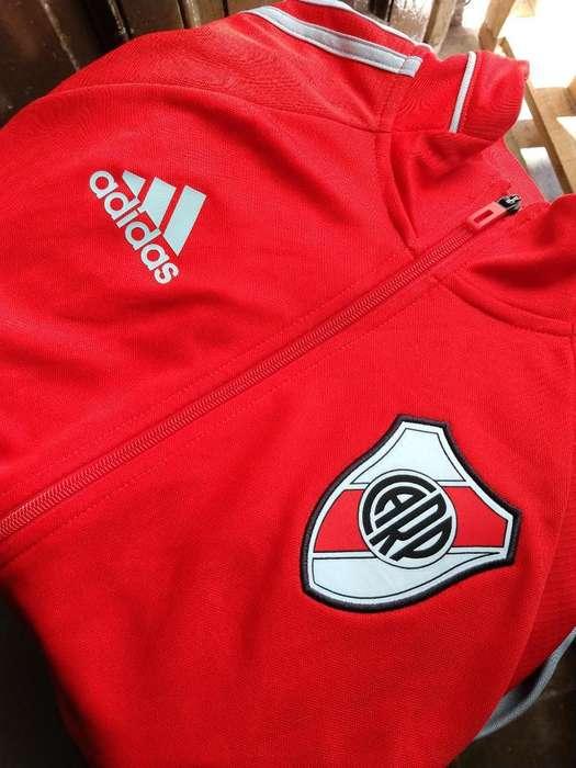 Campera Ori Entrenamiento River Plate