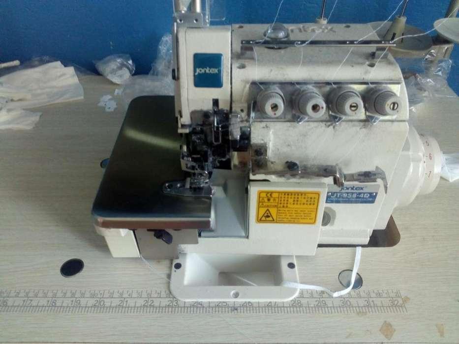 De oportunidad vendo Maquinas de coser Recta y overlock 0989112148