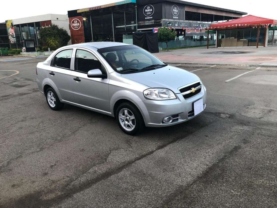 <strong>chevrolet</strong> Aveo 2013 - 59200 km
