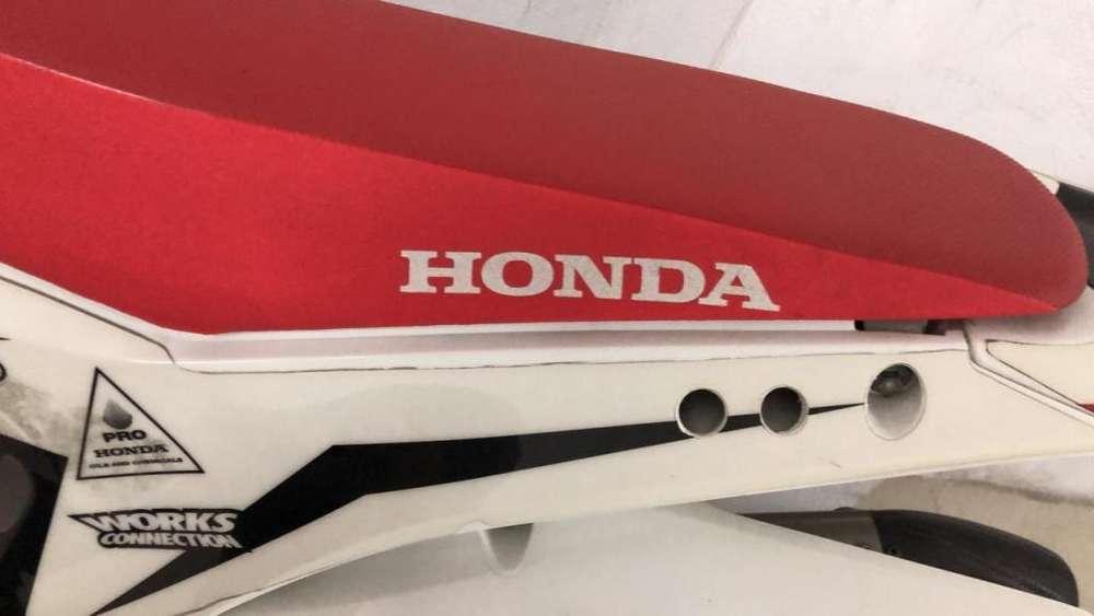 Se vende hermosa <strong>honda</strong> Crf 450 2015