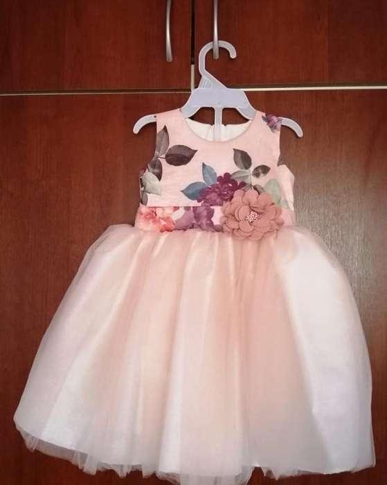 Hermoso Vestido Niña 1 Año