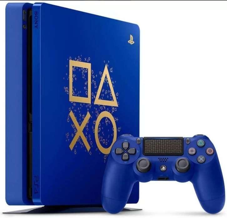 Vendo Ps4 Version Ilimitada Sony