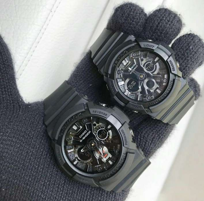 Relojes Casio Gshock para Caballero