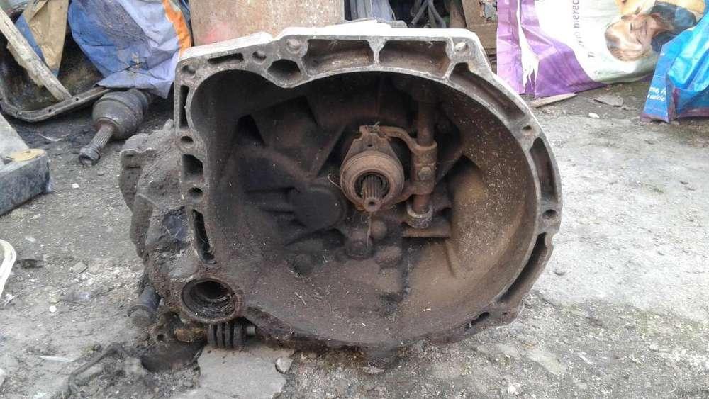 caja de velocidad de ford escort motor CHT de reno lista para colocar
