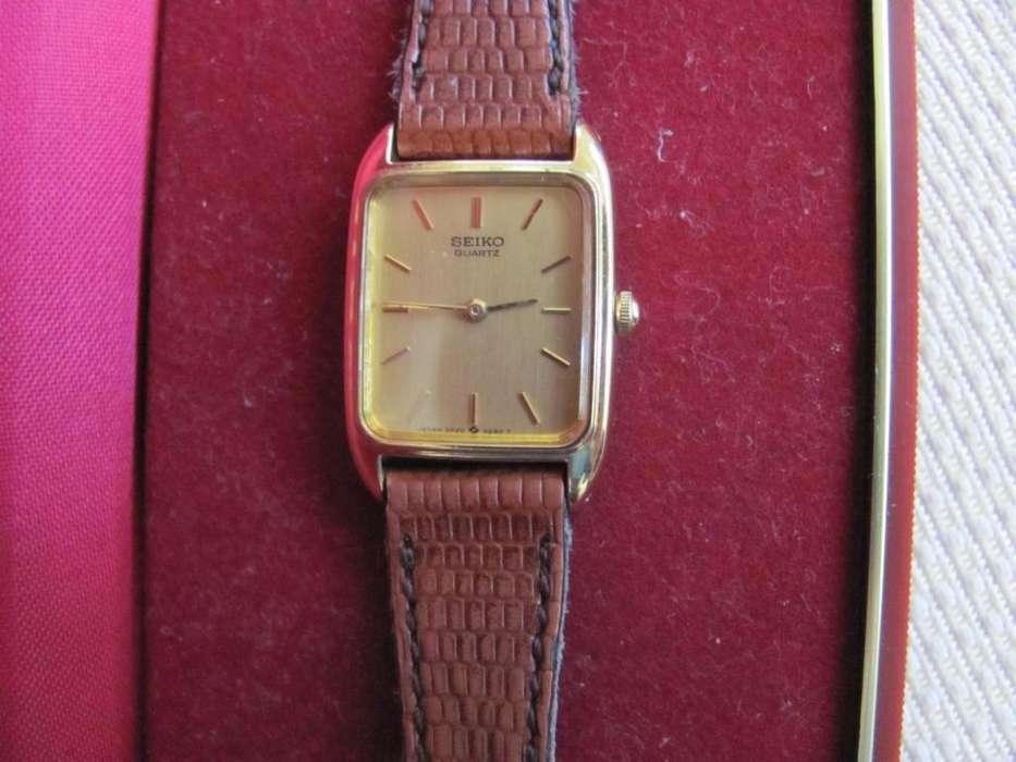 Vendo Reloj Pulsera para dama SEIKO