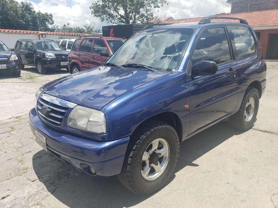 Chevrolet Grand Vitara 2008 - 170000 km