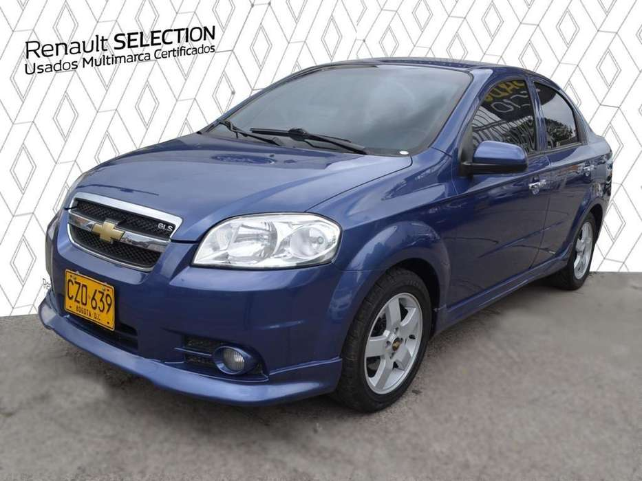 Chevrolet Aveo Emotion 2008 - 118600 km