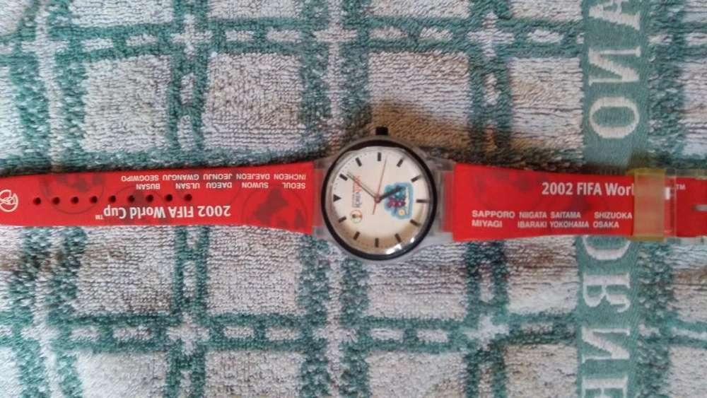 Reloj Korea Japan Fifa Wolrd Cup 2002