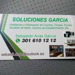 Cocinas Integrales, Closet, Muebles