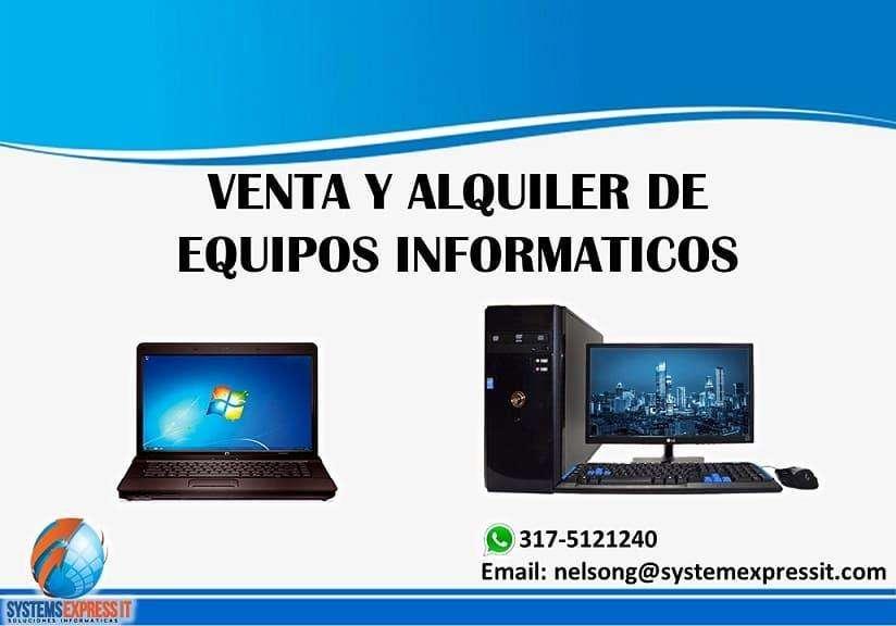 ALQUILER DE COMPUTADORES Y EQUIPOS INFORMÁTICOS