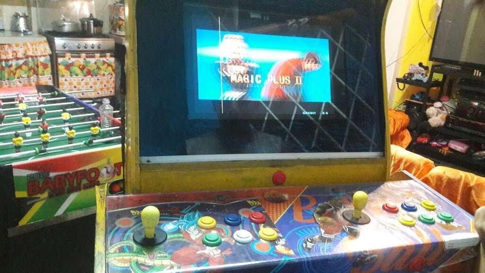 Maquina de Juegos