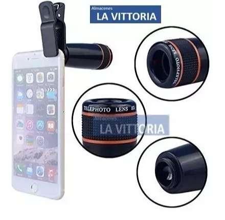 Lente Óptico para Cámara de Celular y Tablets