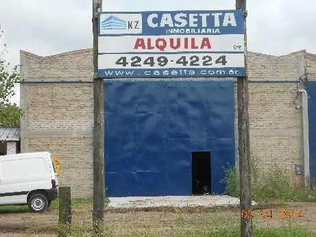 Galpon en alquiler en Cañuelas
